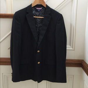 Boys Navy Vineyard Vines Sports Jacket